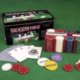 Покер, джанга, твистер