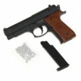 Металлические модели пистолетов