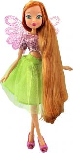 Кукла Winx Мерцающее облако Флора