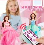 Розовая танцующая Принцесса Vena Doll