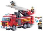 Brick Конструктор Пожарная тревога 466 детали арт.904