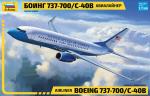Боинг 737-700/C-40B «ВВС США»