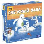 """Настольная игра """"Снежный папа"""""""