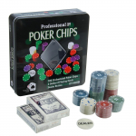 "Набор для покера Perfecto ""Professional Poker Chips"", 100 фишек"
