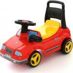 Каталка-автомобиль спортивный Вихрь  музыкальный