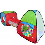 """Игровой комплекс """"2 палатки с тоннелем"""""""