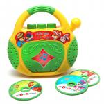 """Музыкальная игрушка CD-плеер """"Песенки-потешки"""""""