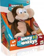 """Музыкальная игрушка """"озорная обезьянка"""""""