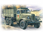 Автомобиль  ЗИЛ-157 (1:72)