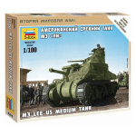 M3 Lee US medium tank (М3 «Ли» Американский средний танк)