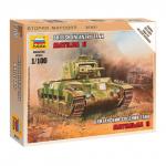 British infantry tank Matilda II («Матильда» Мк-2 Британский пехотный танк)