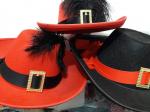 Карнавальная шляпа мушкетера