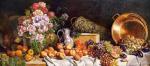 Пазлы Castorland Натюрморт с цветами