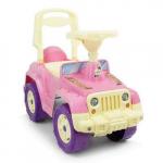 """Каталка-автомобиль для девочек """"Супер Сафари"""""""