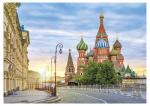 Пазлы Castorland Москва. Храм Василия Блаженного