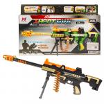 Пулемет со световыми и звуковыми эффектами