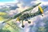 Hs 126А, германский самолет разведчик ICM(АйСиЭм)