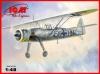 Hs 126В, германский самолет разведчик ICM(АйСиЭм)