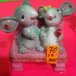 Керамические Мышки сувенирные