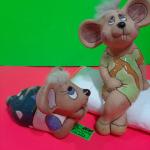 Керамические сувенирные Мышки