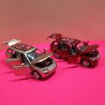 Range Rover Rapid металлическая модель малая