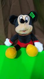 Музыкальный мышонок Микки-Маус 30см