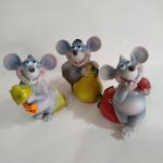 Керамические сувенирные Мышата
