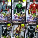 Супер герои Marvel в ассортименте