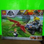 Конструктор Bela Dinosaur World Погоня за птеранодоном