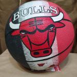"""Баскетбольный мяч """"С быком"""""""