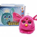 Интерактивная игрушка Ферби Коннект