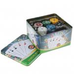 Набор для Покера Poker Chips Set 120 фишек