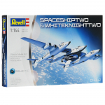 "SpaceShipTwo"" суборбитальный космический корабль с самолётом-носителем ""WhiteKnightTwo"""