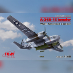 Американский бомбардировщик A-26B-15 Invader
