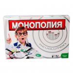 """Монополия """" Revolution """" с банковскими карточками"""
