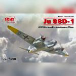 Ju 88D-1 Германский самолет-разведчик 1:48