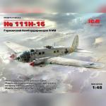 He 111H-16 Германский бомбардировщик ІІ МВ (1:48)