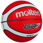 Баскетбольный мяч  Molten BGR7-RW