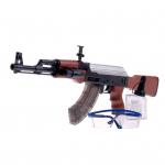 Автомат AK-47 с гелевыми пулями на аккумуляторе (2 режима стрельбы + лазер)