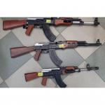 Автомат AK-47 Калашникова в ассортименте