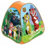 """Игровая палатка """"Лео и Тиг"""" в сумке"""