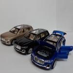 BMW X7 Металлическая модель 1:24