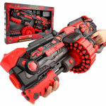 Мегабластер Soft Bullets Gun с мягкими пулями