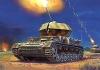"Нем. Зенитный танк Т-IV ""Оствинд"" Звезда"