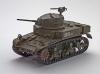 Танк  U.S. M3A1 STUART (1:35) Академия