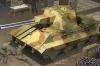Немецкий зенитный танк E-50 Трумпетер(Васан)