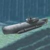 "Подводная лодка ""Зеехунд"" (1:72) Моделист"