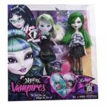 Кукла Mystixx Вампиры Калани с одеждой День и Ночь