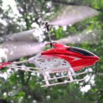 Радиоуправляемый вертолет с гироскопом Syma GYRO S39 Raptor 2.4G