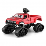 Краулер-грузовик с вездеход. колесами